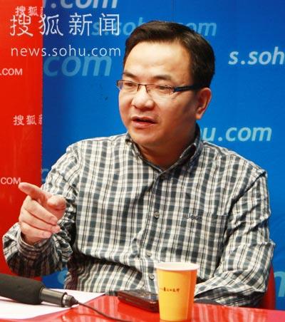 中国政法大学法学院副院长何兵