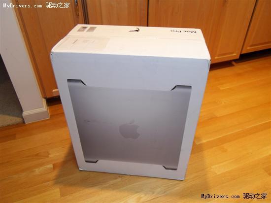 苹果新Mac Pro开箱 Nehalem核心至强首测