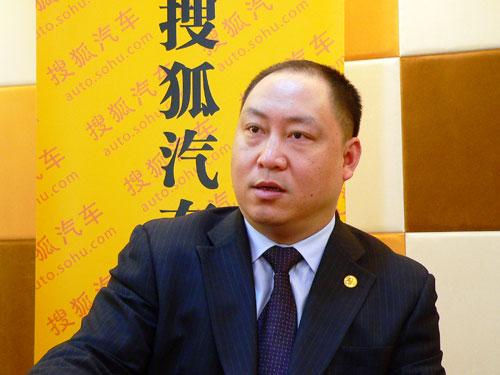 长安铃木董事、副总经理黄忠强