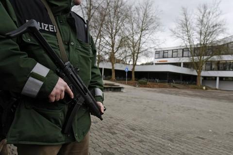 德国枪击案案发地