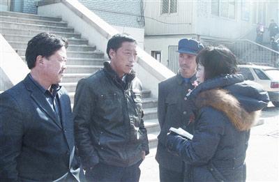 本报记者北京采访小李瑞家人