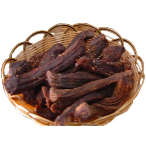 品尝藏族特色食品(图)