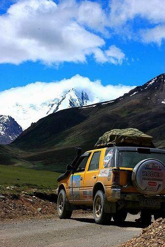 北京到西藏自驾:第一天到第六天