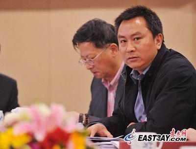 全国人大代表、华东师范大学资源与环境科学学院副院长陈振楼