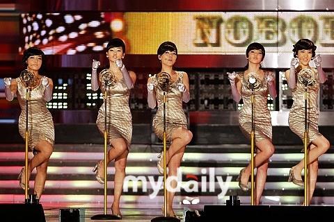 Wondergirls版《Nobody》