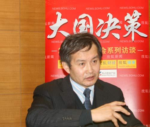 全国人大代表、皇明集团董事长黄鸣