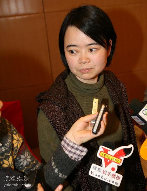 上海文广集团节目中心主任杨文红