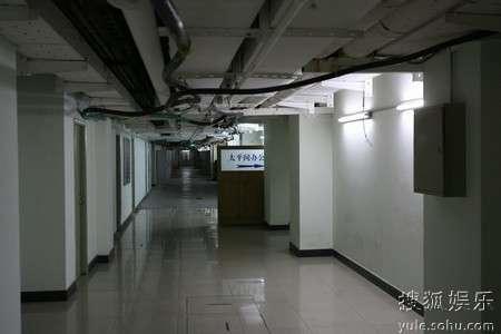 李钰病逝——协和医院太平间通道