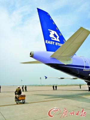 突然被停航,东星航空未来迷雾重重。CFP供图