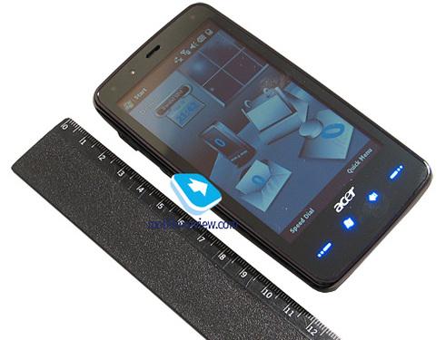 初生牛犊 智能手机新星Acer F900评测