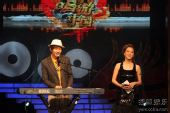 图:《唱游中国》精彩现场 - 林俊杰现场弹琴