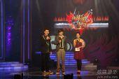 图:《唱游中国》现场 - 罗志祥与两位主持人