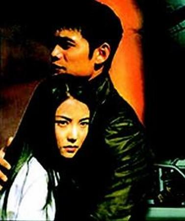 李钰和邵兵在《猎豹出击》里饰演情侣