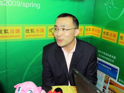环球雅思总裁张永琪