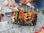 香香的肉串