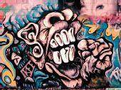 组图:街头涂鸦艺术欣赏