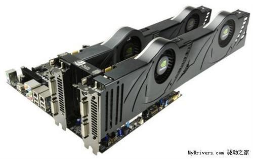 恶搞硬件再现身:GeForce GTX 295 X2
