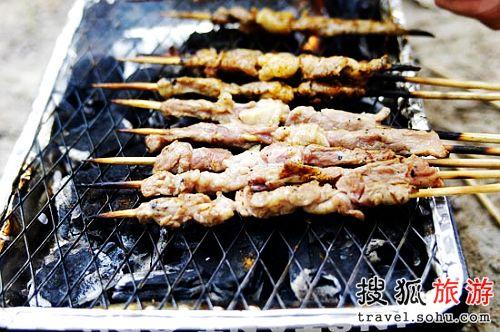 燕子口民俗村烧烤