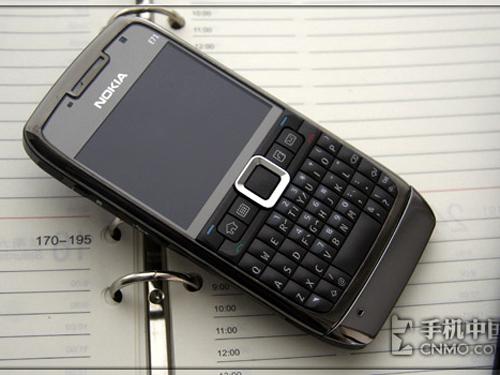 全键盘智能明星 诺基亚E71港行仅2290