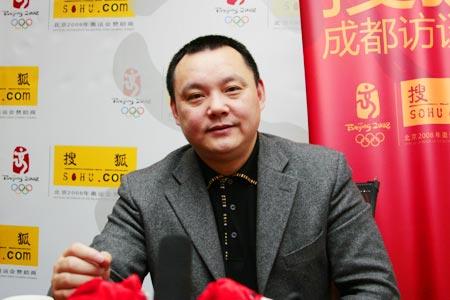 四川省川剧院院长,陈智林