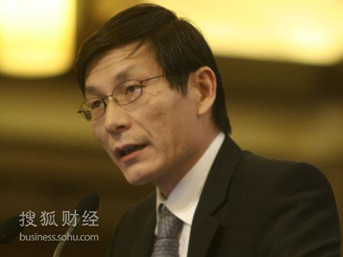 中国国际金融有限公司总裁 朱云来