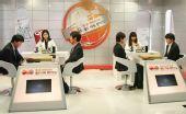 图文:BC卡杯32强最后两场 胡耀宇朱元豪均落败