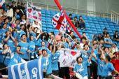 图文:[中超]长沙0-0长春 现场稀稀落落的球迷