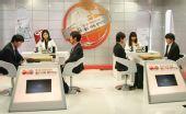 图文:BC卡杯32强激战韩国 对局在演播室进行