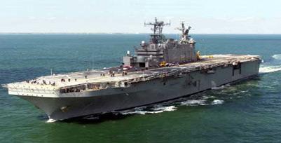 美国海军塔拉瓦级两栖攻击舰