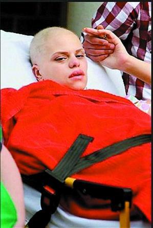 3月11日,受病魔折磨的古蒂已经非常虚弱