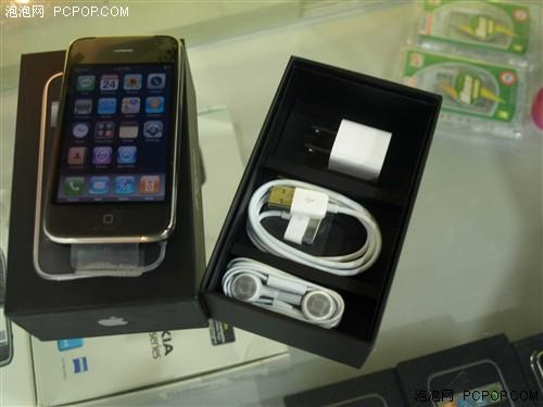 苹果 iPhone3G(8GB)-iPhone3G跌破4000大关 完美蓝牙破解