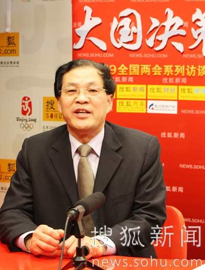 十届全国人大代表、烟台大学教授王全杰