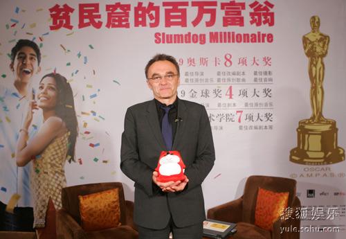 丹尼-保尔表示,中国电影给他很多灵感。
