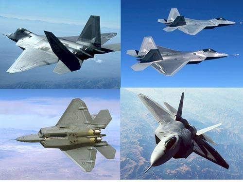 F-22 资料图