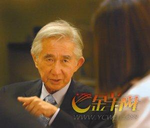 新加坡规划之父刘太格接受本报记者专访
