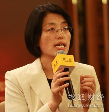 李玲:北京大学中国经济研究中心副主任