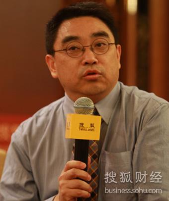 刘国恩:中国医药经济研究中心主任