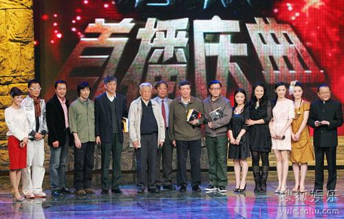 《潜伏》在京录制BTV首映庆典节目暨开播新闻发布会
