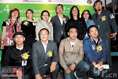 香港艺术发展局电影及媒体艺术组