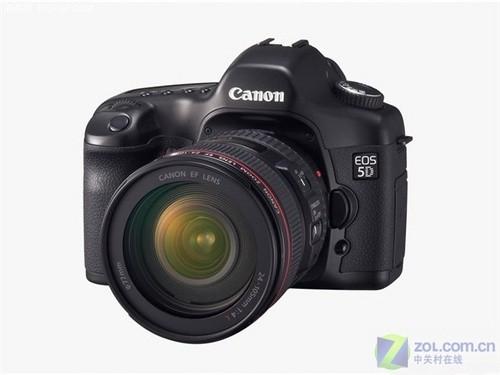 最廉价全画幅 佳能1200万像素5D套机促销