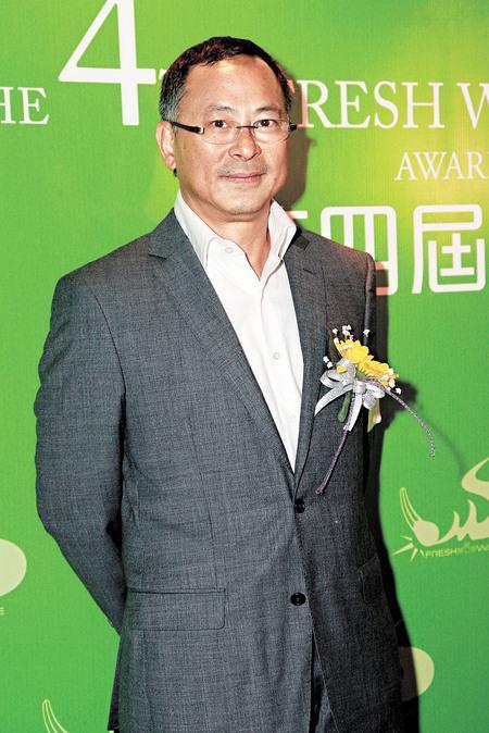 杜琪峰虽然加入倒周行列,但却表明未必无合作机会。