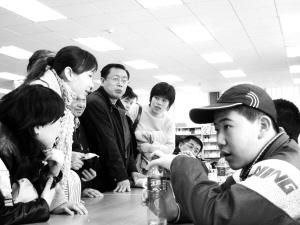 招收智力超常儿童 北京八中少儿班首限最低年龄
