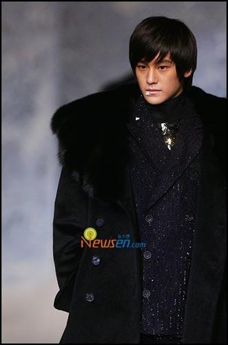 韩国时尚领头星精彩写真之安德烈金作品-- 09