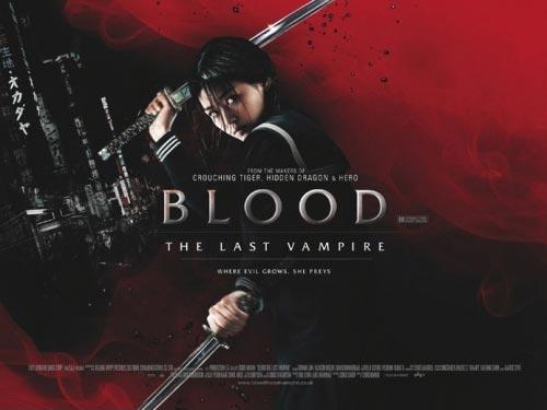 全智賢《最後的吸血鬼》英國版海報率先曝光