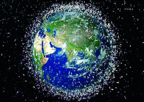 美国为了监测所有卫星已着手解决技术上的问题图片