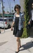 好莱坞一周潮人街拍:凯蒂-赫尔姆斯