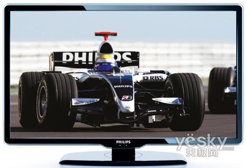 全新飞利浦流光溢彩9系液晶电视震撼登场