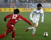 图文:[中超]天津2-0重庆 还追?不赶趟了
