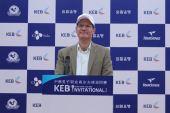 图文:09中韩赛韩国李太奎夺冠 颁奖嘉宾致词