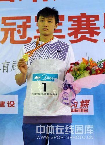 张琳夺得冠军
